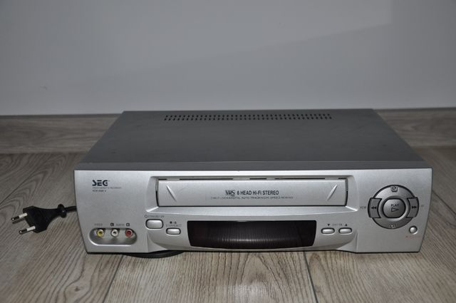 Magnetowid wideo video VHS