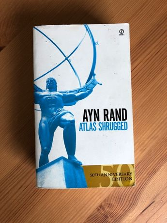 Atlas shrugged Ayn Rand