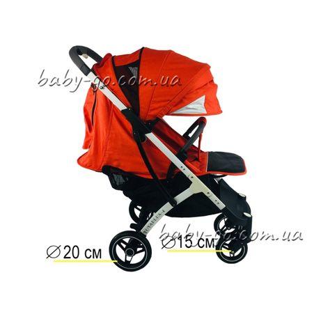 Yoya plus-4-2021.pro.2020.3.йойа плюс.детская прогулочная коляска оран