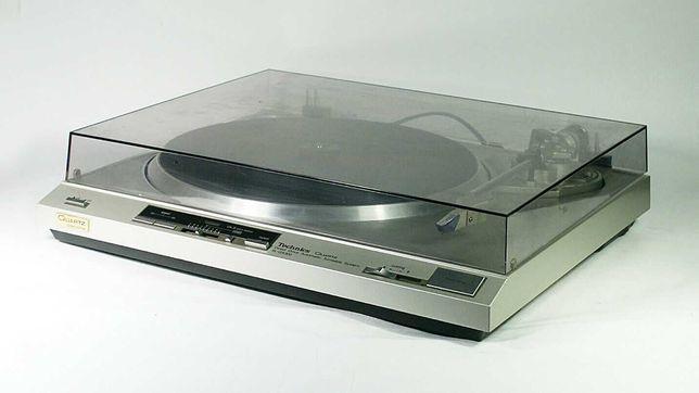 Technics Gira Discos SL-QX300
