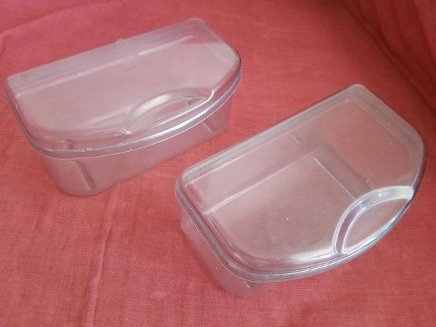 Контейнеры для холодильника NORD или любой (2 штуки) объем 1 литр