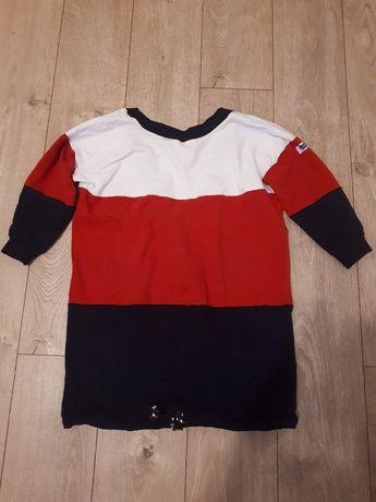 Bluza trójkolorowa By o la la rozmiar uniwersalny