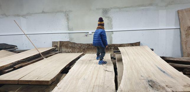 monolit stół blat drewniany