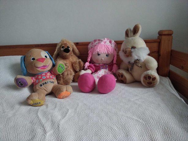 Іграшки м'які по 50 грн