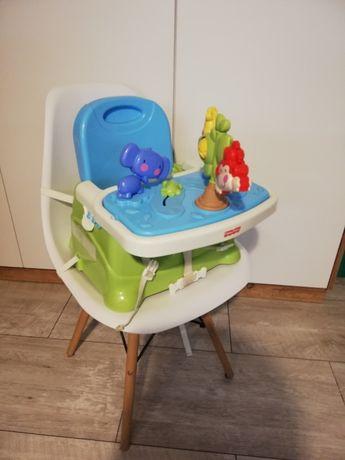 Krzesełko do karmienia na krzesło Fisher Price