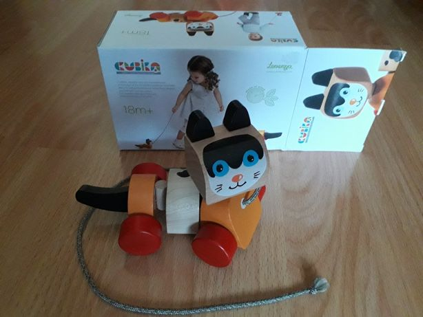 Котик-каталка Cubika