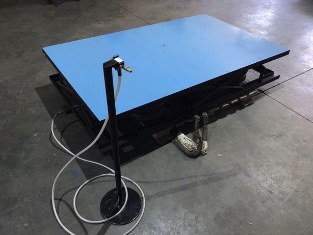 Platforma pneumatyczna - podnośnik płytowy NOWY okazja