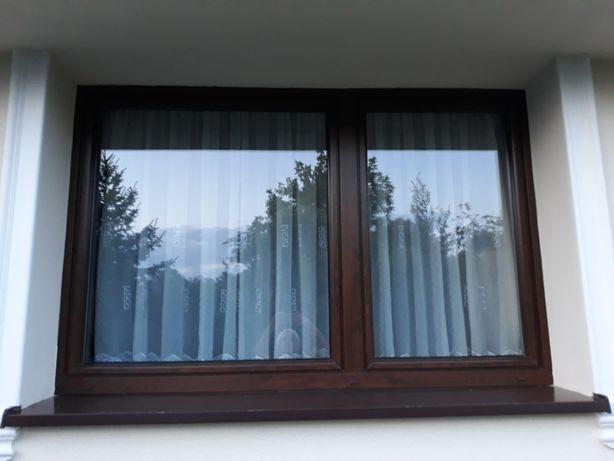Okno plastikowe używane