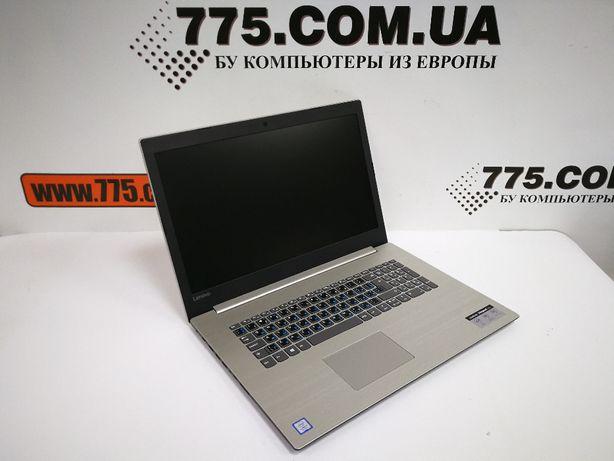 "Ноутбук Lenovo 17"", Core i3-7020U 2.3GHz, 8GB DDR4, 120GB SSD"