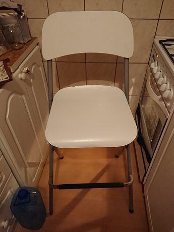 Krzesło wysokie, wysoki stołek barowy IKEA