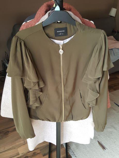 Bomberka,bluza ,żakiet Reserved 36