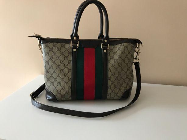 Gucci sztywna torebka do ręki na ramię listonoszka A4