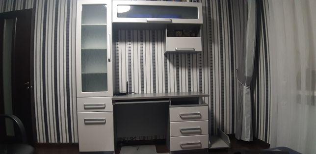 Компьютерная стенка /рабочий уголок/ компьютерный стол