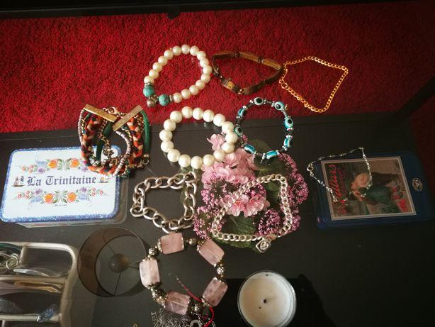 Conjunto de pulseiras vintage