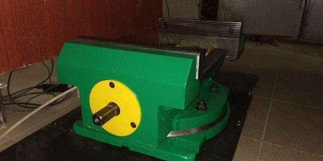 Продам тиски станочные поворотные 320 мм