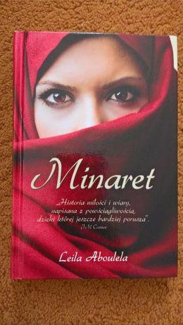 Książka Leila Abouleta Minaret