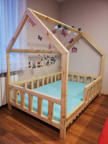 Łóżko domek różne wymiary