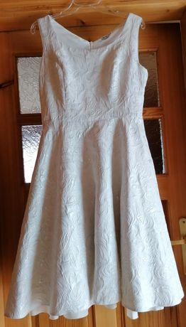 Sukienka na wesele, poprawiny