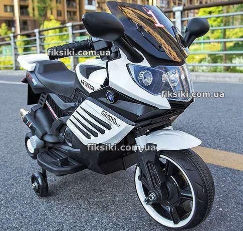 Детский мотоцикл электромобиль 3582ЕЛ-1 BMW, Дитячий електромобiль