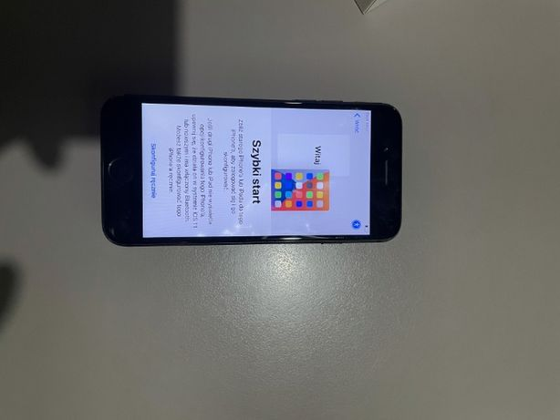 Iphone 7 czarny, 32 GB