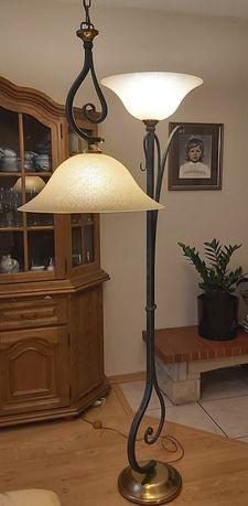 Sprzedam lampę stojącą i 2 wiszące
