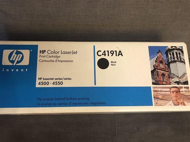 HP Color LaserJet Print C 4191A, Cartridge czarny