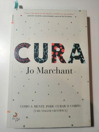 CURA Jo Marchant