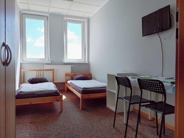Kwatery noclegi pokoje pracownicze pokój Pruszcz Gdański