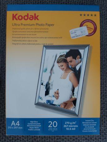 Papier fotograficzny Kodak A4 20 arkuszy
