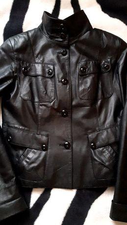Пиджак кожаный молодёжный