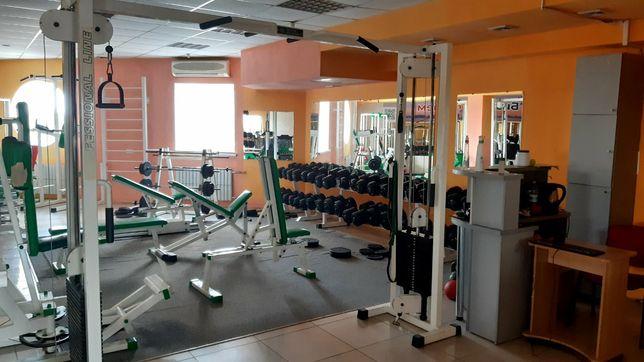 Продам тренажерный зал Vasil и Interatletika