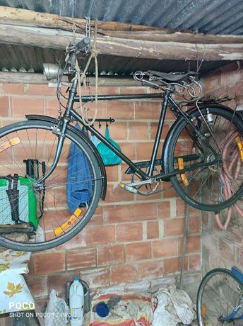 bicicleta pasteleira 1960