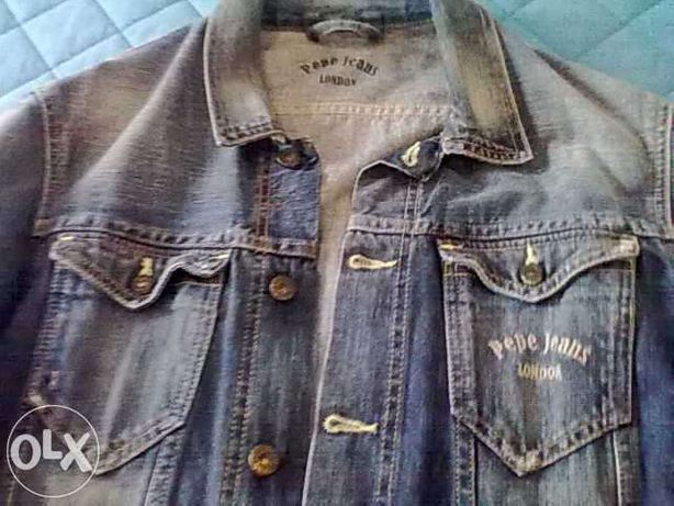 Blusão ganga pepe jeans