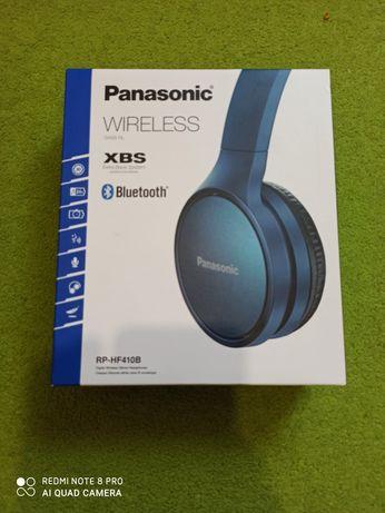 Panasonic słuchawki bezprzewodowe