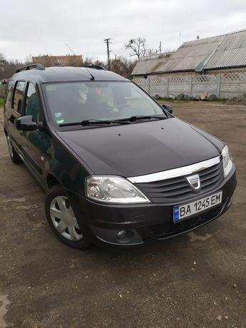 Продам Dacia Logan MCV 1.6 газ