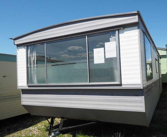 Domek holenderski angielski TUDOR L1033 Camplas domki mobilne