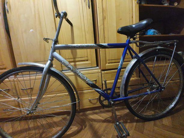 Велосипед Салют.