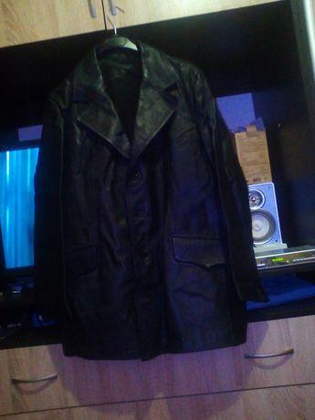 Куртка- піджак чоловічий,шкіряний