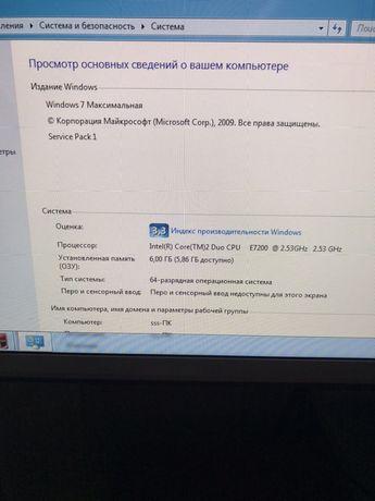 Компьютер optiplex 755
