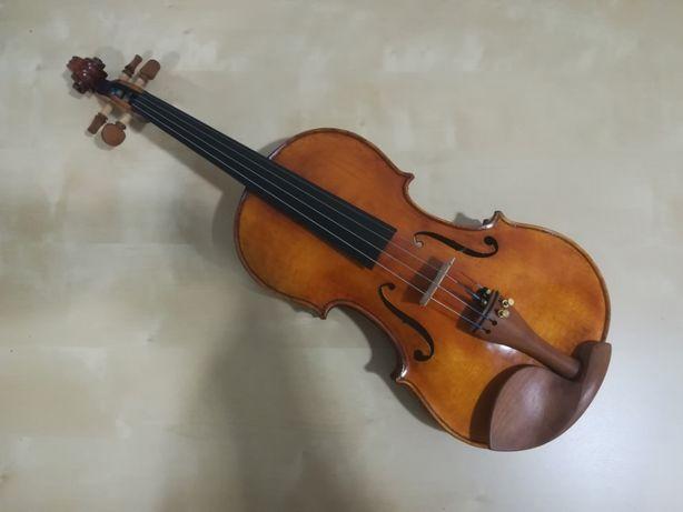 skrzypce lutnicze