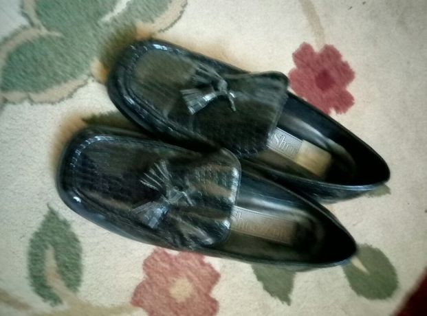 Туфли лоферы ботинки