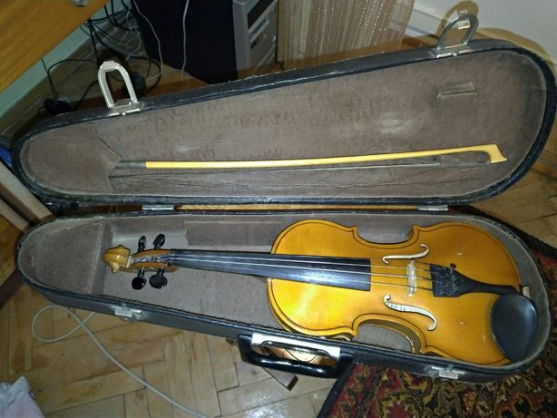 Скрипка 1/2 в футлярі СССР