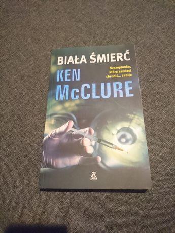 Biała śmierć Ken McClure