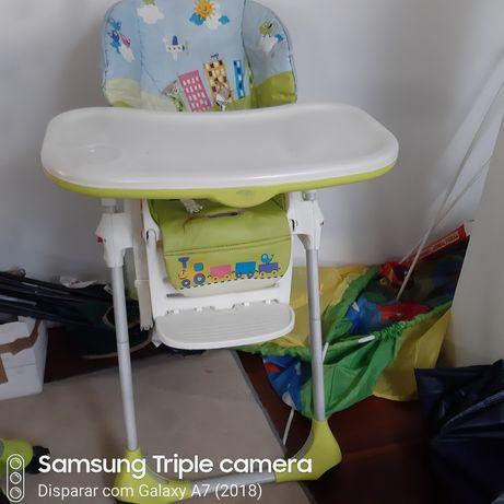 Cadeira de bebê para alimentação POLLY - CHICCO