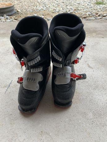 Buty narciarskie dziecięce Tecno Pro długość 276 mm