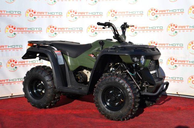 Новый квадроцикл Linhai-Yamaha M150 Доставка по Украине Гарантия!