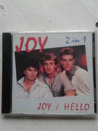 Joy maxi CD -DA два номерных альбома