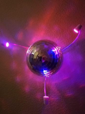 Lampa disco Ikea