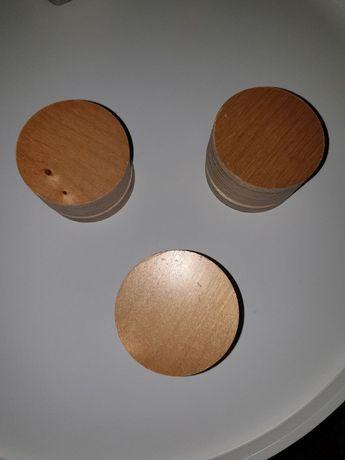 PRO AUDIO BONO Ceramic - stopki na łożyskach wahliwych (3 szt.)