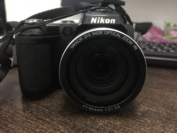 Фотоапарат  Nikon coolpix l310